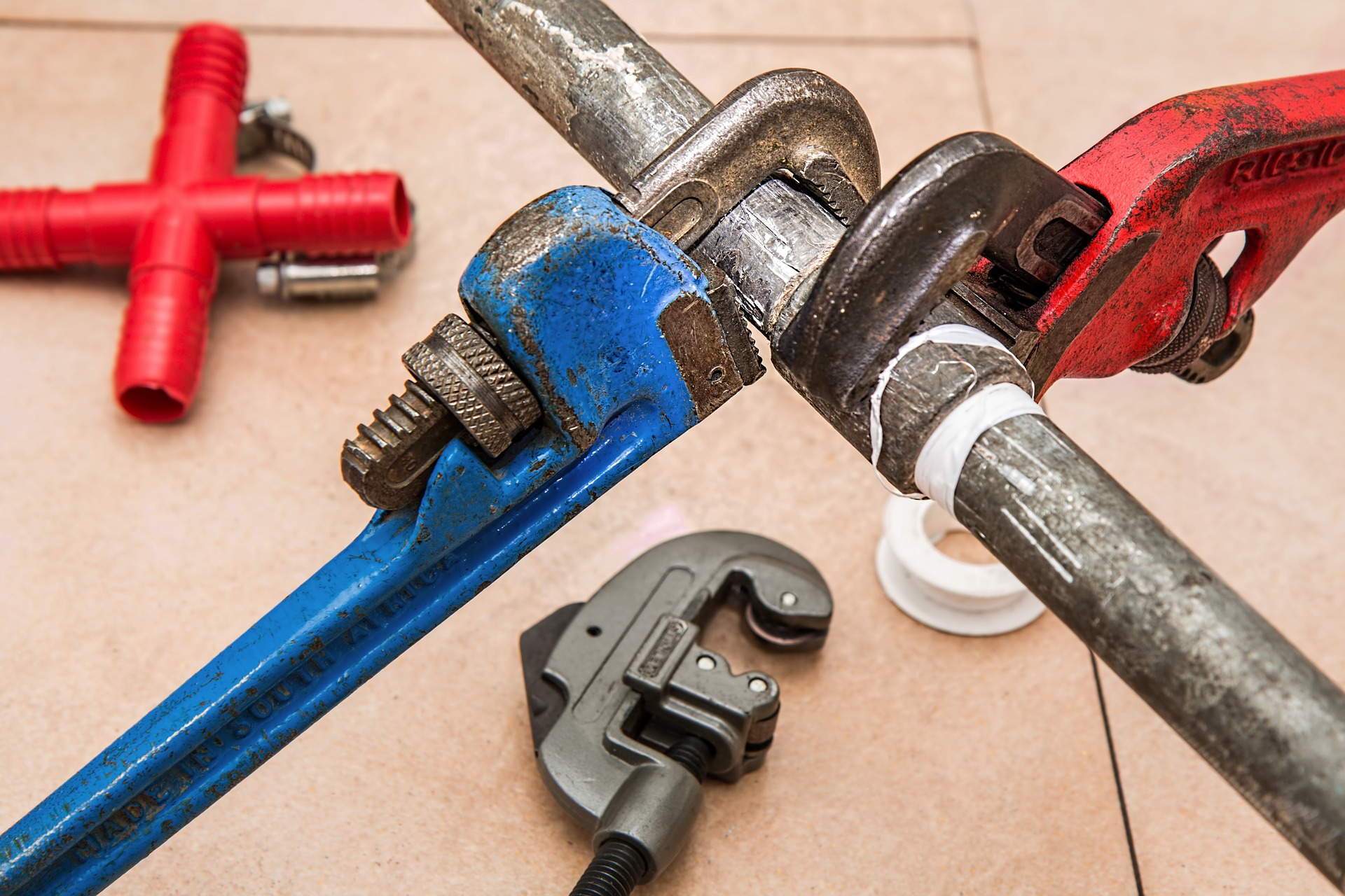 THE PLUMBING SERVICES YOU NEED
